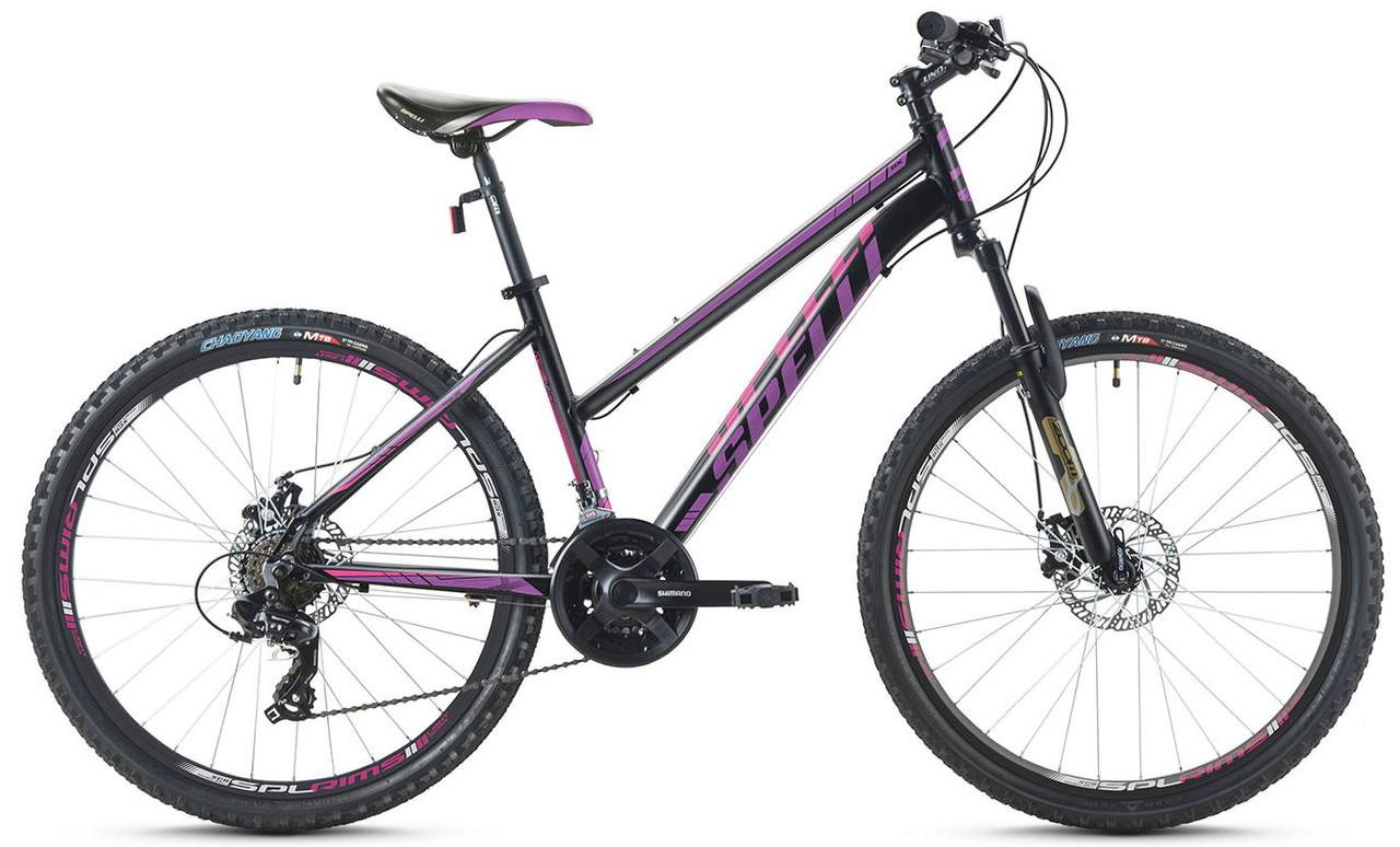 Велосипед 26 Spelli SX-2000 Lady 2017