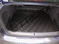 Резиновый коврик в багажник Volkswagen Passat B7 11- SD Lada Locer (Локер)