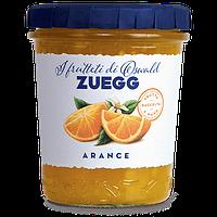 Джем апельсиновый Zuegg Arance 30% содержания фруктов, 330 г., фото 1