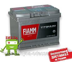АКБ FIAMM TITANIUM PRO 6СТ- 60Аз 540А L