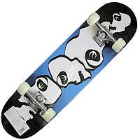Прочная дека для скейтборда Metropol/B с рисунком