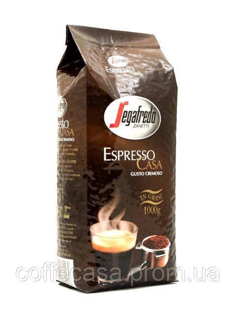 Кофе в зернах Segafredo Espresso Casa 1кг