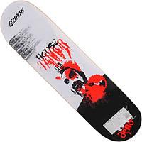 Прочная дека для скейтборда Metropol/А с рисунком