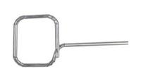 Ретрактор лапароскопический с изгибом –  Круг (снизу вверх)  Wanhe