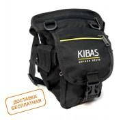 Сумка-разгрузка на бедро KIBAS желтая