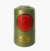 """Нитки швейные """"777"""" №40/2 - цвет оливковый"""