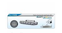 Фары дополнительные дневного света DLAA PL-1192B-W, Led-5, пластик, 161Х26мм