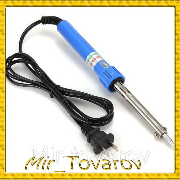 Паяльник YY-H 60.0 Вт, паяльник 60 вт 220в, паяльник электрический, компактный электрический паяльник