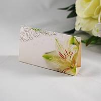"""Карточка для рассадки """"Цветы"""""""