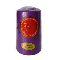 """Нитки швейные """"777"""" №40/2 - цвет фиолетовый"""