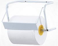 Настенный дозатор для промышленных рулонов, белый
