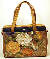 Джинсовая сумочка для ноутбука