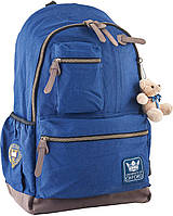 554086 Рюкзак OXFORD OX 236 (синий)