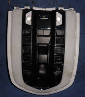 Консоль (Пнель управления)PorscheCayenne 9582010-7PP959551GQ, 7PP959728F, 7PP919211E, 7PP035711A
