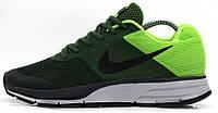 Мужские спортивные кроссовки Nike Pegasus Найк Пегасус зеленые