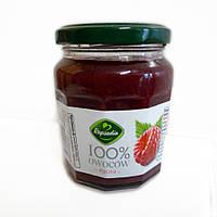 Джем малина Rapsodia 100% Owocow Malina без сахара, 220 грамм