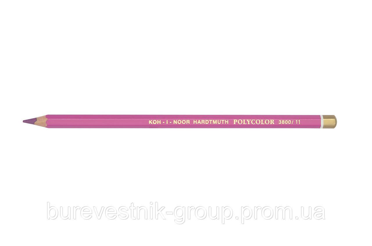 """Цветной художественный карандаш Koh-I-Noor """"Polycolor"""" LIGHT VIOLET (3800/11)"""