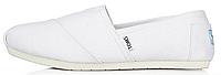 Женская летняя обувь 2017 эспадрильи Toms Томс белые