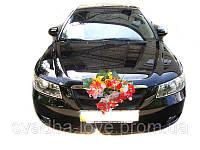 Украшение для свадебного авто Икебана Невеста