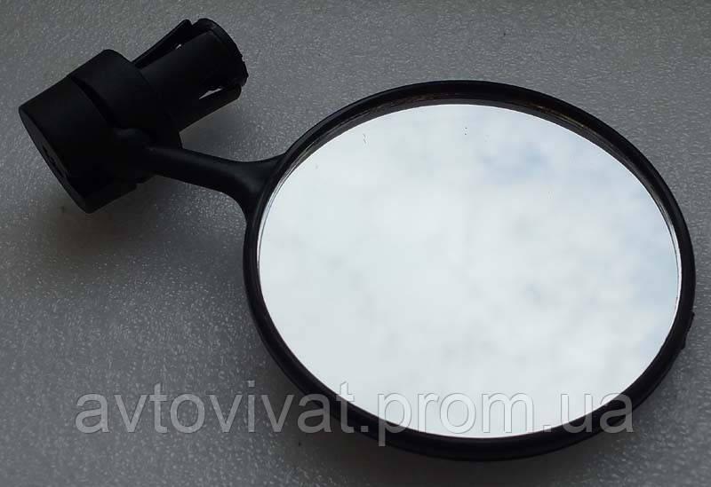 Зеркало заднего вида на руль велосипеда зеркальце дзеркало в ручку руля для обзора - Avtovivat в Ивано-Франковске