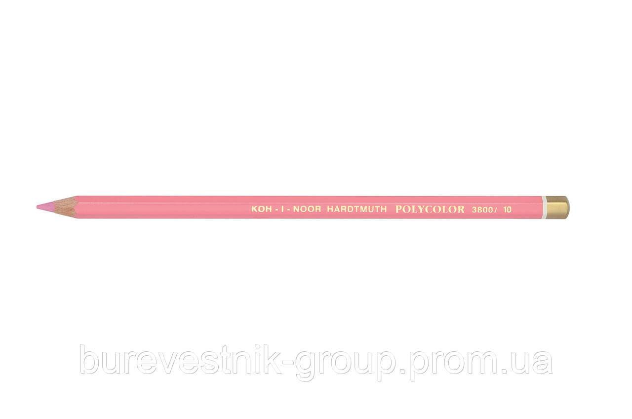 """Цветной художественный карандаш Koh-I-Noor """"Polycolor"""" PERSIAN PINK (3800/10)"""