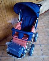 Б/У Специальная  Коляска для Реабилитации Детей с ДЦП Comfort 4 Special Needs Stroller до 145см/50кг
