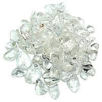 Камни для декора Горный Хрусталь (4-10 мм) 100 грамм