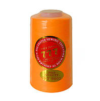 """Нитки швейные """"777"""" №40/2 - цвет ярко-оранжевый"""