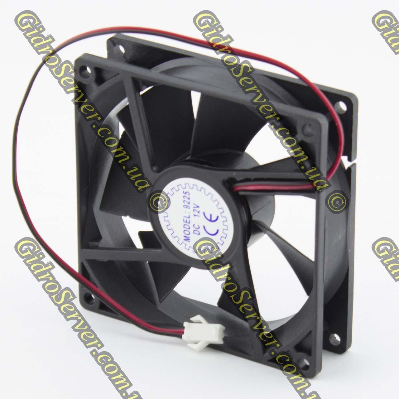 Вентилятор для душевой кабины, гидромассажного бокса VT-01.