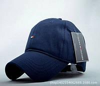 Кепка Tommy Hilfiger, темно-синяя