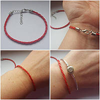 Красный браслет. Красная нить