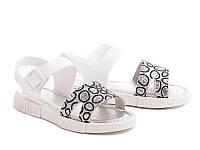 Силиконовые босоножки для девочек DF - shoes1B1 размеры 24 - 35