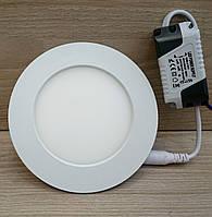 Светильник светодиодный LEDLIGHT 18W круг белый 3000К, 4000К
