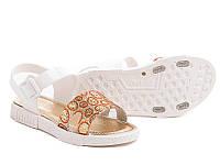 Силиконовые босоножки для девочек DF - shoes 1B2 размеры 24 - 35
