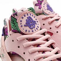 Женские кроссовки Nike WMNS Air Huarache Run Print Pink, фото 3