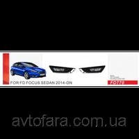 Фары доп.модель Ford Focus Sedan 2014-\FD-70-W