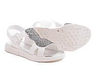 Силиконовые босоножки для девочек DF - shoes 1B7 размеры 24 - 35