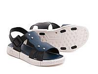 Силиконовые босоножки для мальчиков DF - shoes 1F1 размеры 24 - 3 5