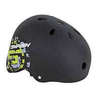 Прочный защитный шлем для роллеров, скейтеров, велосипедистов, байкеров Tempish SKILLET , Киев