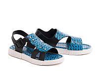 Силиконовые босоножки для мальчиков DF - shoes 1F4 размеры 24 - 3 5