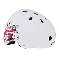 Прочный защитный шлем для роллеров, скейтеров, велосипедистов, байкеров Tempish SKILLET Z, Киев S