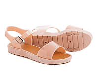 Силиконовые босоножки для девочек DF - shoes  21C размеры 30 - 35