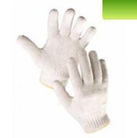 Перчатки робочие  AUK Вязаные