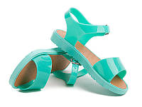 Силиконовые босоножки для девочек DF - shoes 21D размеры 30 - 35