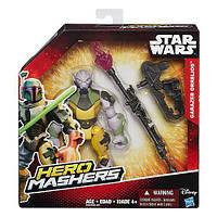 Фигурка разборная с оружием вселенной Star Wars Hasbro B3666 делюкс