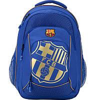 Рюкзак школьный Kite FC Barcelona BC17-814L