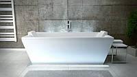 Отдельно стоящая ванна с сифоном Besco PMD Piramida Vera 170x75 белая