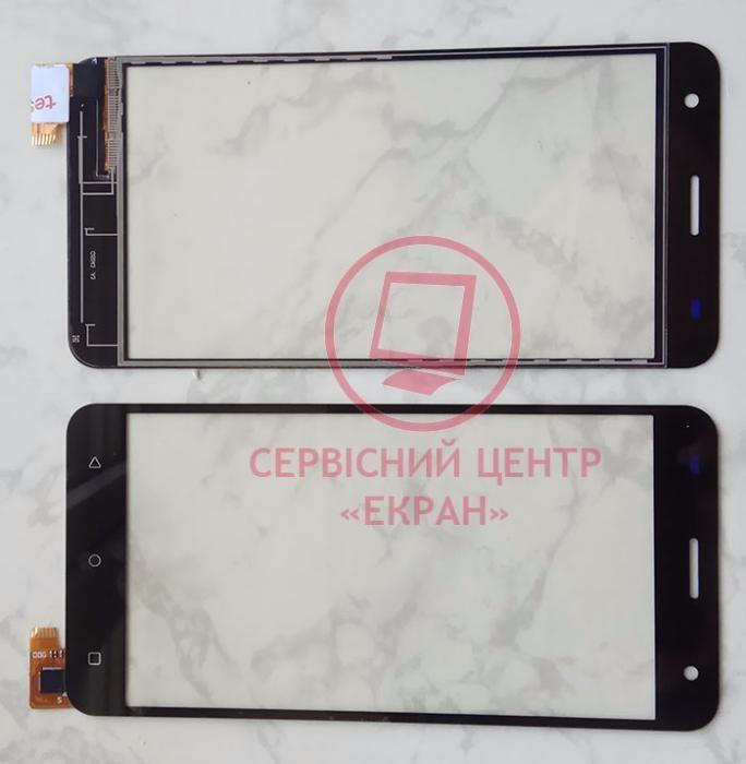 Fly FS504 Cirrus 2 сенсорний екран, тачскрін чорний