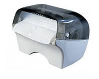 Диспенсер для Рулонных, бумажных полотенец, PLUS 29х31х25 см.