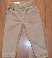 Коттоновые брюки-джоггеры для мальчиков , фото 1